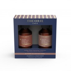 THEORIE Sage Amber Rose Hydrating Travel Kit