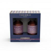 THEORIE Sage Marula & Argan Oil Smoothing Travel Kit