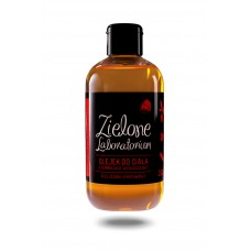 Zielone Laboratorium body and hair oil